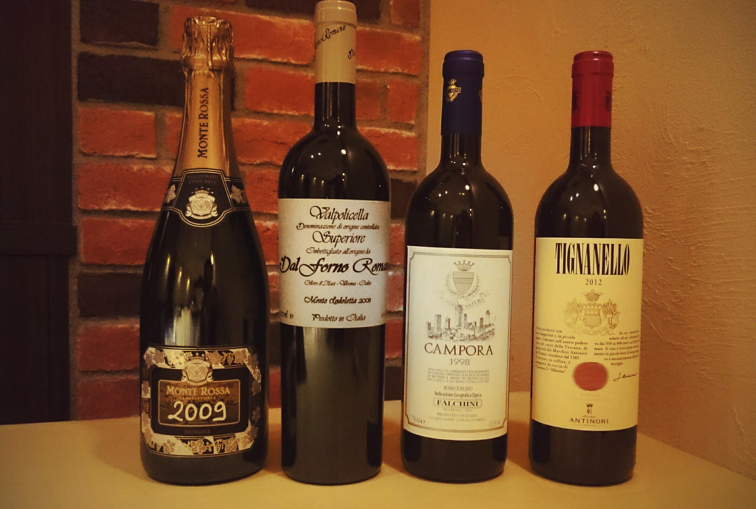 vino speciale